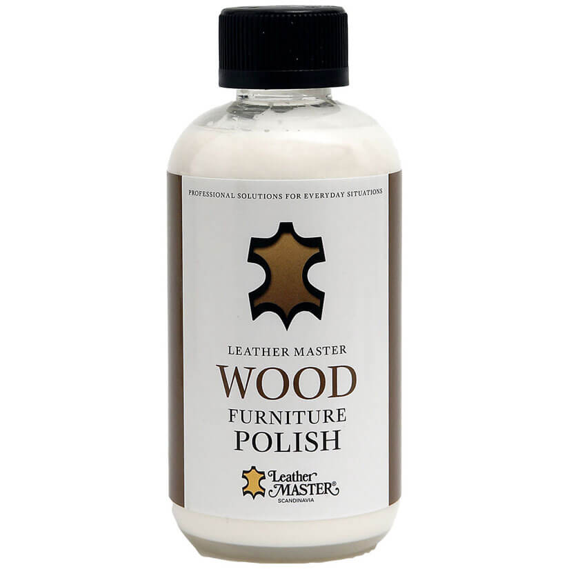 Wood Furniture Polish - Möbelvård | Leather Master