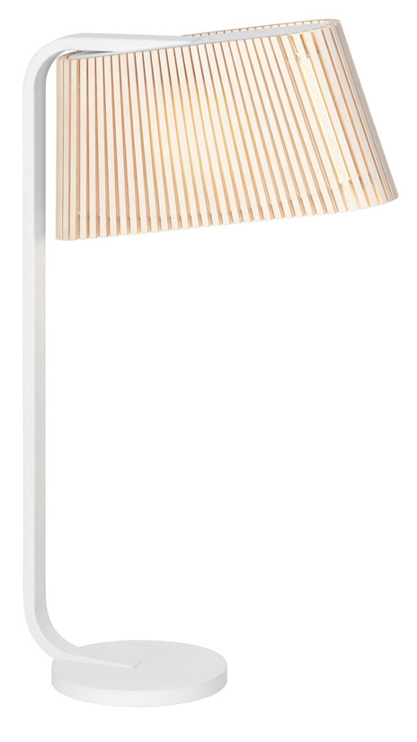 Owalo 7020 Björk - Bordslampa | Secto Design