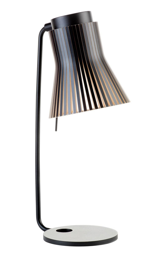 Petite 4620 Svart - Bordslampa | Secto Design
