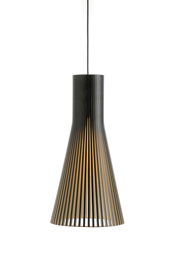 Secto 4200 Svart - Taklampa | Secto Design