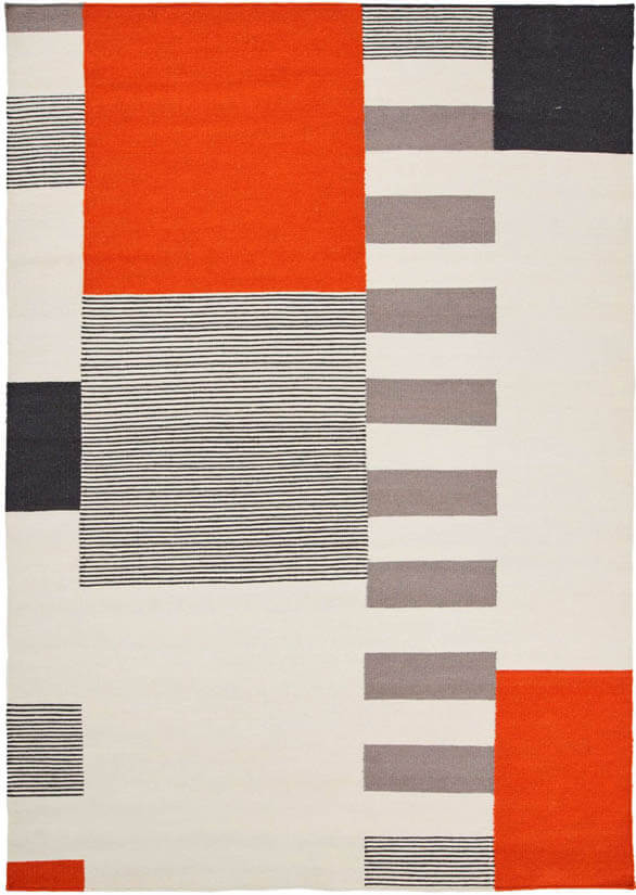 Graphic Orange 200X300 cm - Matta | Linie Design