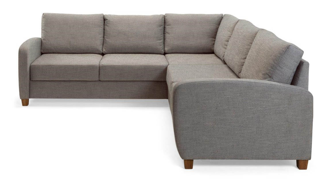 Select Flamingo Light Grey 03 - Hörnbäddsoffa | Topline