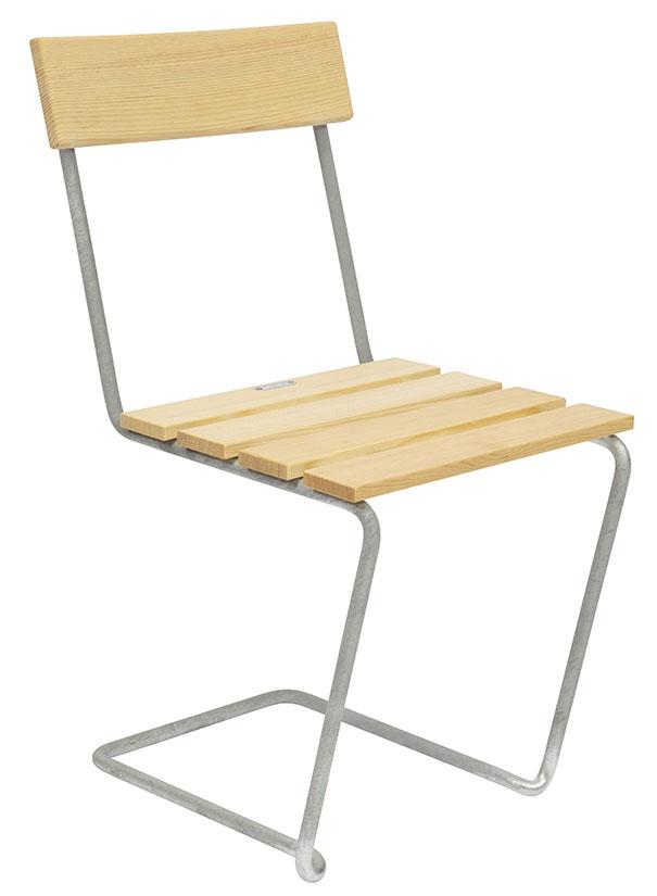 Stol 1 Stapelstol | Grythyttan Stålmöbler | Bonus Möbler
